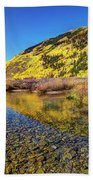 Snowmass Creek Bath Towel