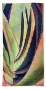 Southwest Colorful Bath Towel by Leda Robertson