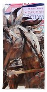 Stagecoach 2 Hand Towel