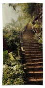 Stairway To Yesterday Hand Towel