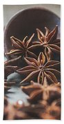Star Anise 4825 By Tl Wilson Photography  Hand Towel
