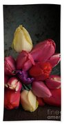 Still Life With Tulips 35 Hand Towel