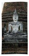 Sukhothai Buddha Hand Towel