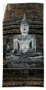 Sukhothai Buddha Bath Towel