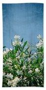 Summer Wildflowers Bath Towel by Carolyn Marshall
