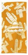 Summerbrero Hand Towel