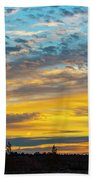 Sunrise At Beaumont Hand Towel