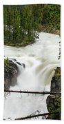 Sunwapta Falls Hand Towel