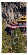 Taktsang Monastery  Bath Towel