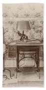 The Antique Sewing Machine Hand Towel