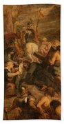 The Carrying Of The Cross, 1634 - 1637 Bath Towel