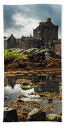 The Eilean Donan Castle Bath Towel