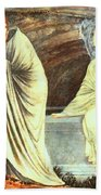 The Morning Of The Resurrection 1882 Bath Towel
