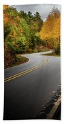 The Mountain Road Hand Towel