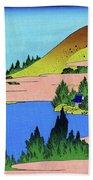 Top Quality Art - Mt,fuji36view-soshu Hakone Kosui Bath Towel