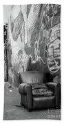 U Street Chair Washington Dc Bath Towel