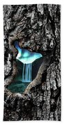 View To Another World  Hand Towel