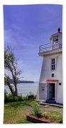 Walton Lighthouse Bath Towel