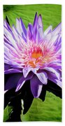 Water Lily 7 Bath Towel