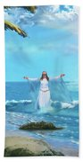 Waves Of Mercy Bath Towel
