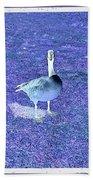 Where's Mine - The Blue Goose Bath Towel