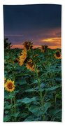 Whispers Of Summer Hand Towel by John De Bord