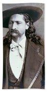 Wild Bill Hickok  1873 Bath Towel