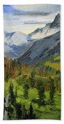 Wilderness Adventure Hand Towel