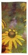 Yellow Among Purple 4234 Idp_2 Bath Towel