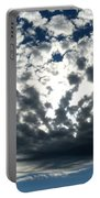 A Glorious Cloudscape Portable Battery Charger