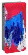 Abstract Tn 005 By Taikan Portable Battery Charger
