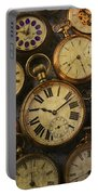 Aged Pocket Watches Portable Battery Charger