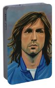 Andrea Pirlo Portable Battery Charger