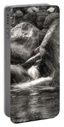 Andreas Creek Waterfall Portable Battery Charger