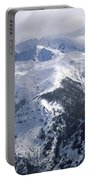 Argentina. Andes Mountains Portable Battery Charger by Anonymous