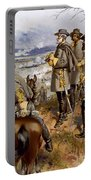Battle Of Fredericksburg Portable Battery Charger by American School