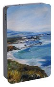 Big Sur Coastline Portable Battery Charger