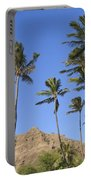 Tip Of Diamond Head Portable Battery Charger