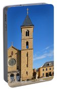 Cathedral Of The Plains Portable Battery Charger