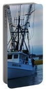 Chincoteague Trawler Portable Battery Charger