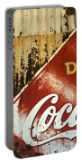 Drink Coca Cola  Memorbelia Portable Battery Charger