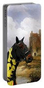 English Mastiff  - Mastiff Art Canvas Print - The Ruins Home Portable Battery Charger