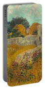 Farmhouse In Provence Portable Battery Charger
