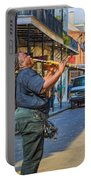 Feel It - Doreen's Jazz New Orleans 2 Portable Battery Charger