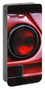Ferrari Red Portable Battery Charger