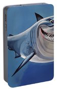 Finding Nemo Painting Portable Battery Charger