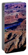 Grand View Point Overlook Portable Battery Charger