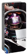 Hillary Will Las Vegas Motor Speed Way Strip Nhra Finals 2008 Portable Battery Charger