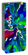 Iphone Cases Colorful Rich Bold Abstracts Cell Phone Covers Carole Spandau Cbs Designer Art 164  Portable Battery Charger