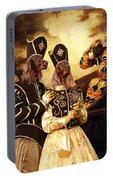 Irish Setter Art Canvas Print  Portable Battery Charger